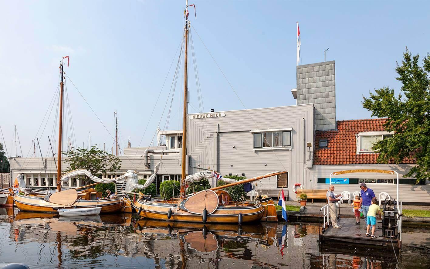 10. Restaurant in Aalsmeer: Brasserie Nieuwe Meer