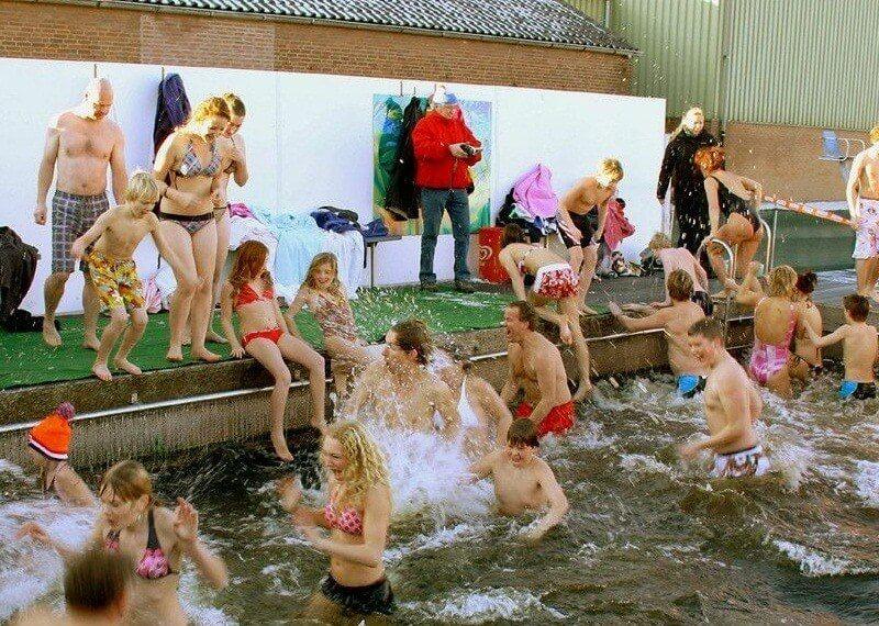 Het Oosterbad - swimming in Aalsmeer