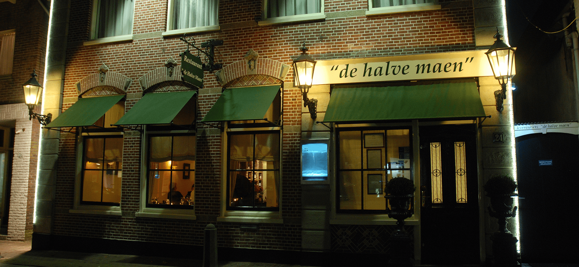 Restaurant De Halve Maen Aalsmeer
