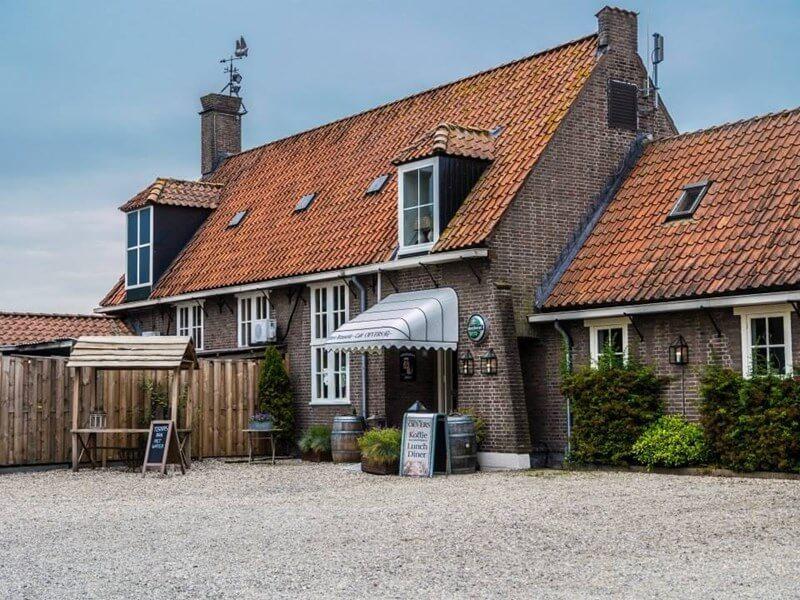 Brasserie Cafe Oevers Aalsmeer