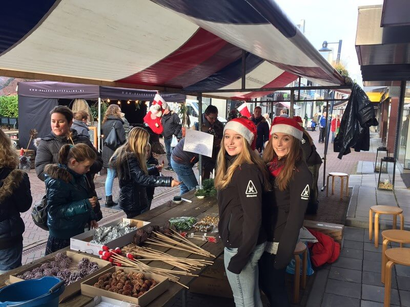 Winter Market Aalsmeer