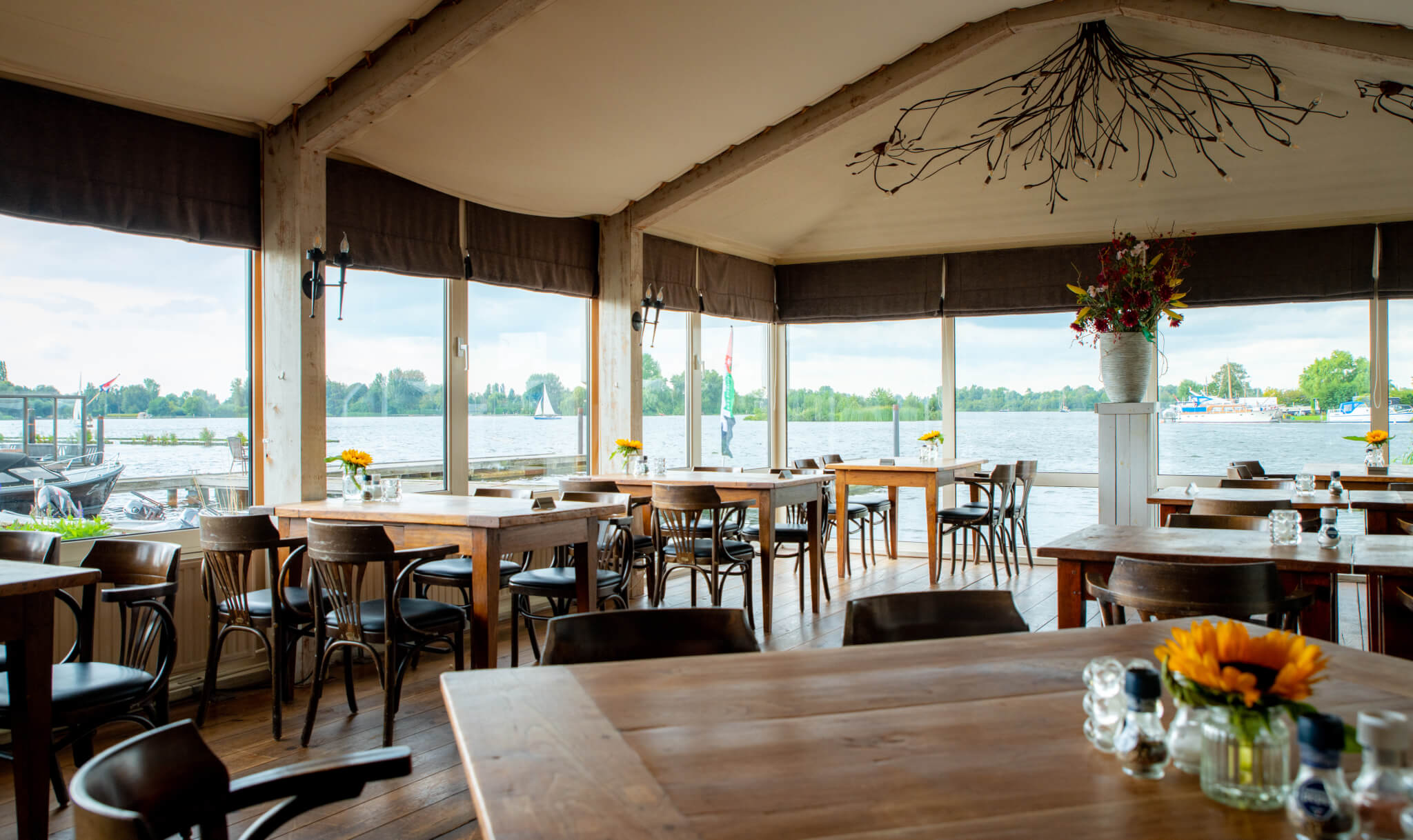 Restaurant in Aalsmeer: In de Zotte Wilg