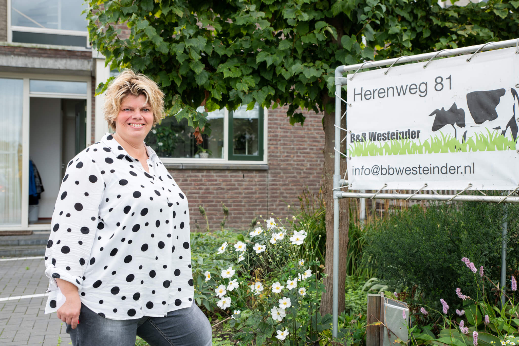 bed & breakfast Aalsmeer: Westeinder