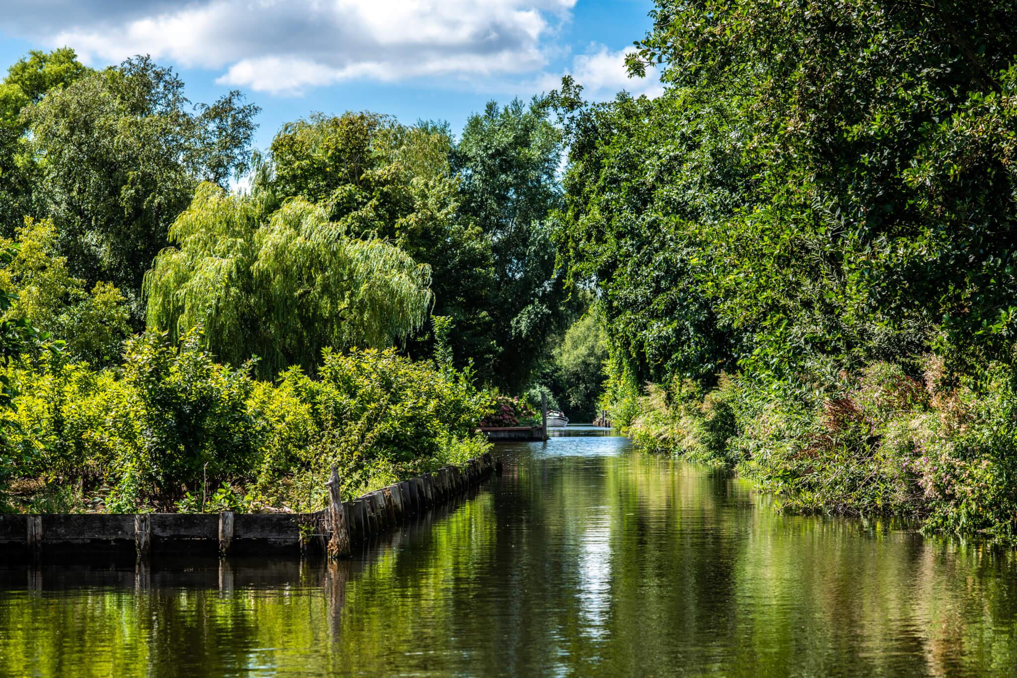 Aalsmeer Canal Cruise with Westeinder Rondvaart