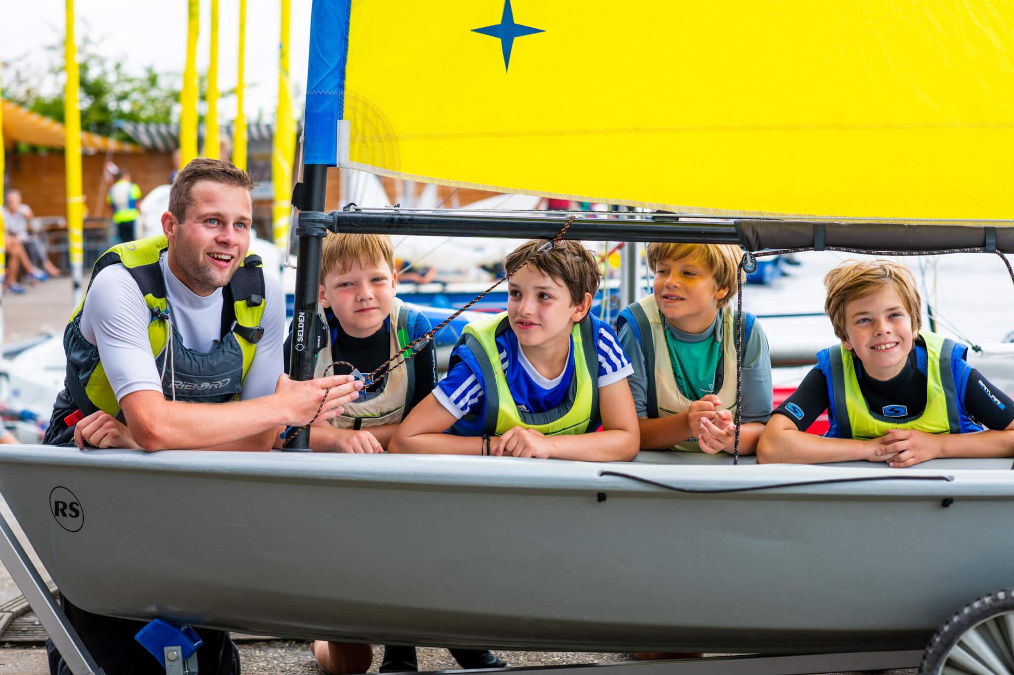 Sailing School Aalsmeer