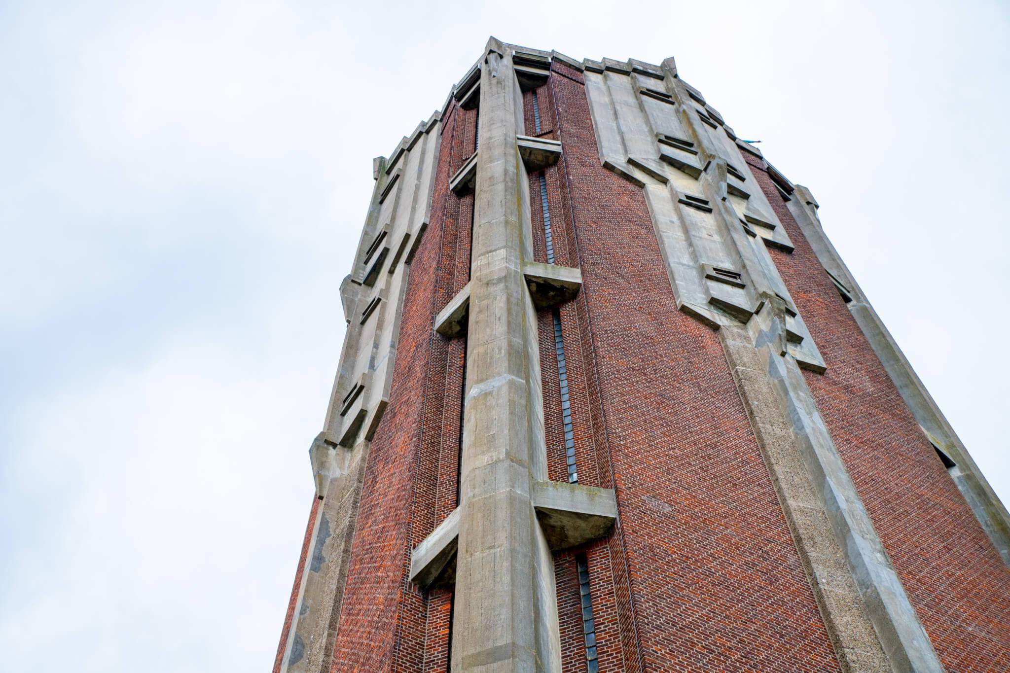 Water Tower Watertoren Aalsmeer