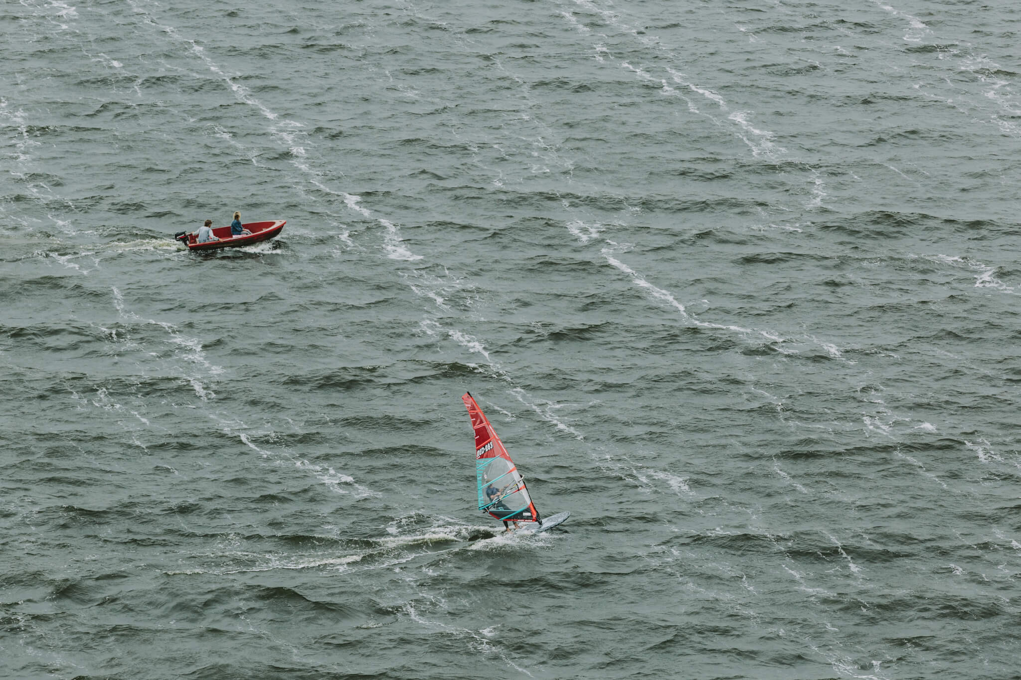 Windsurfing in Aalsmeer - Windsurfclub