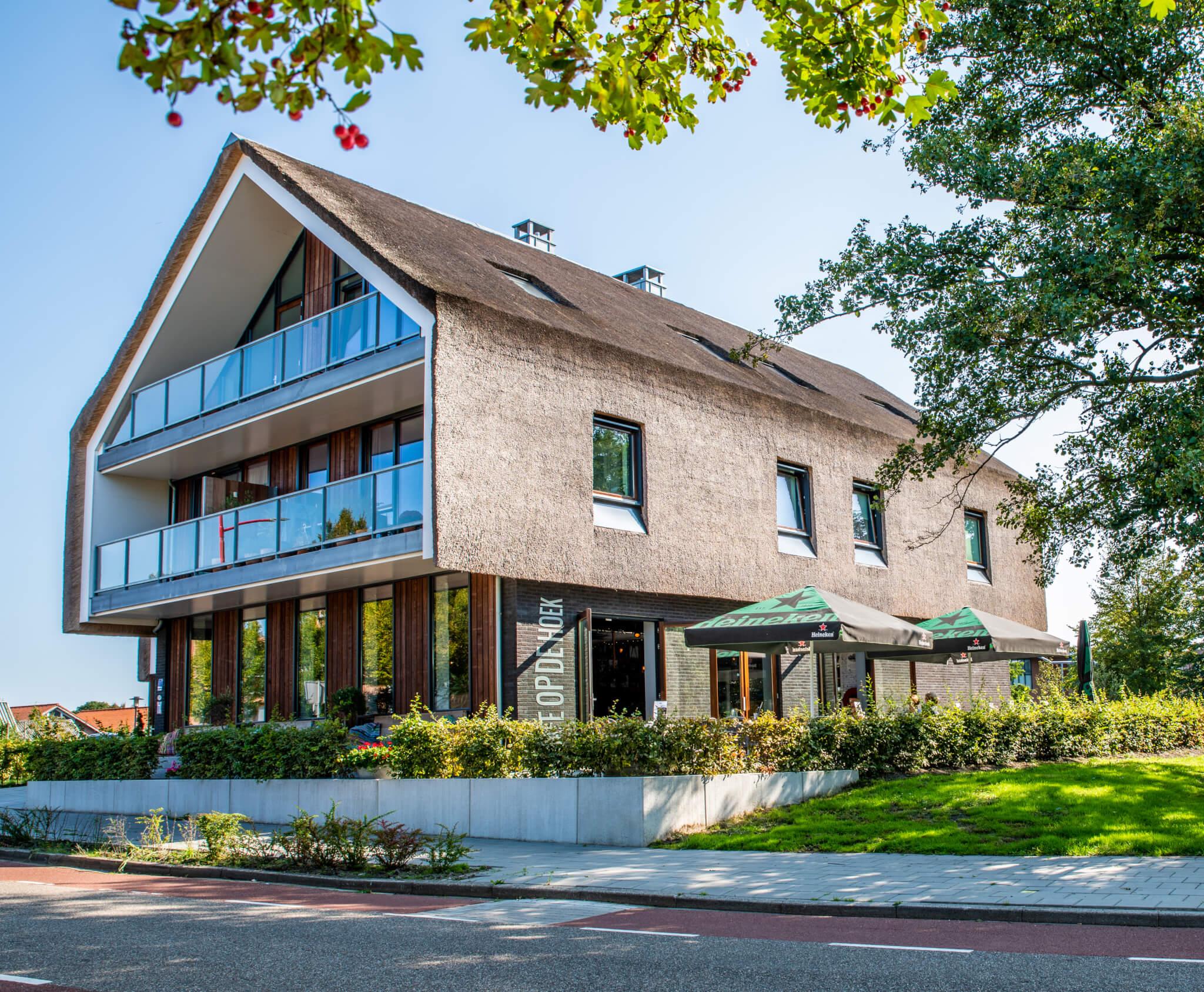 Bar Kudelstaart: Café De Hoek