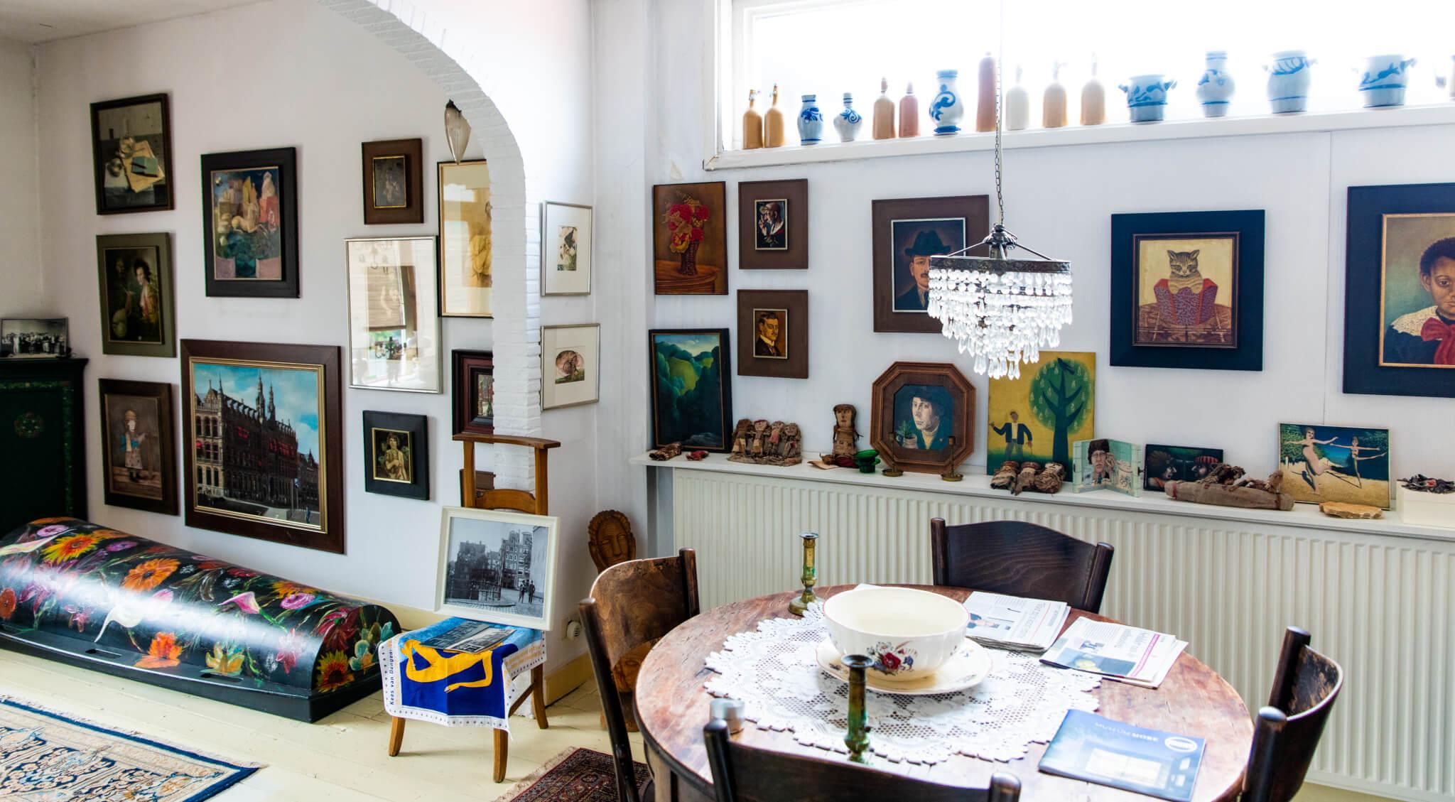 Huiskamermuseum Aalsmeer