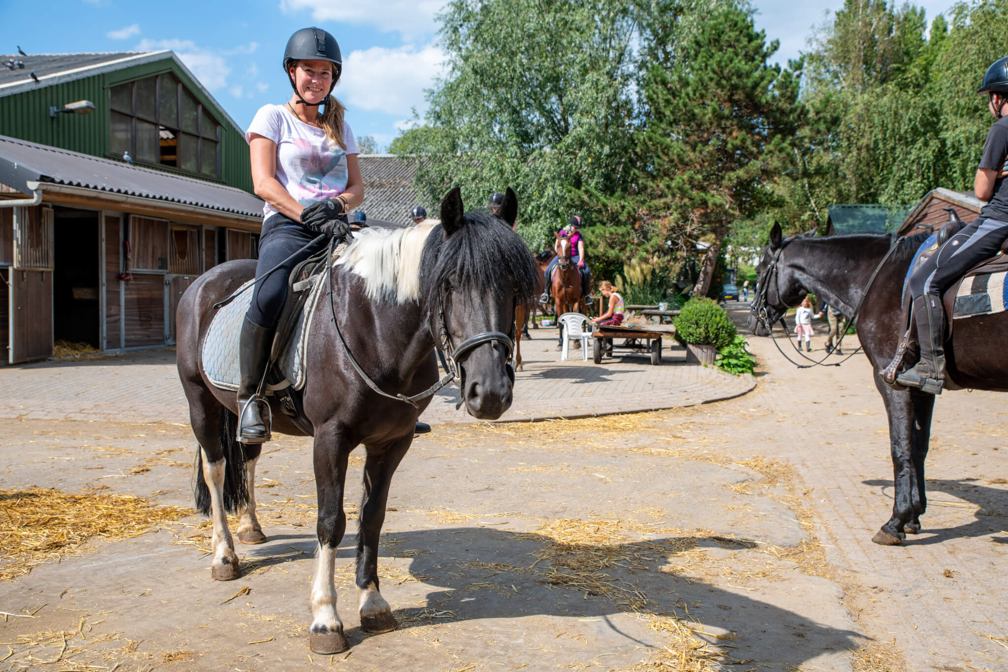 Horseback riding Aalsmeer
