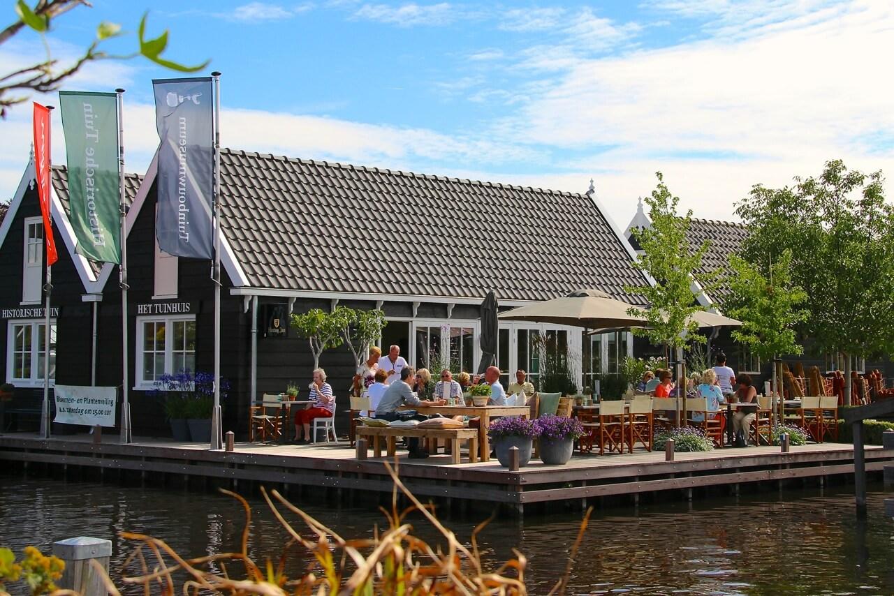 Eten aan het water Aalsmeer