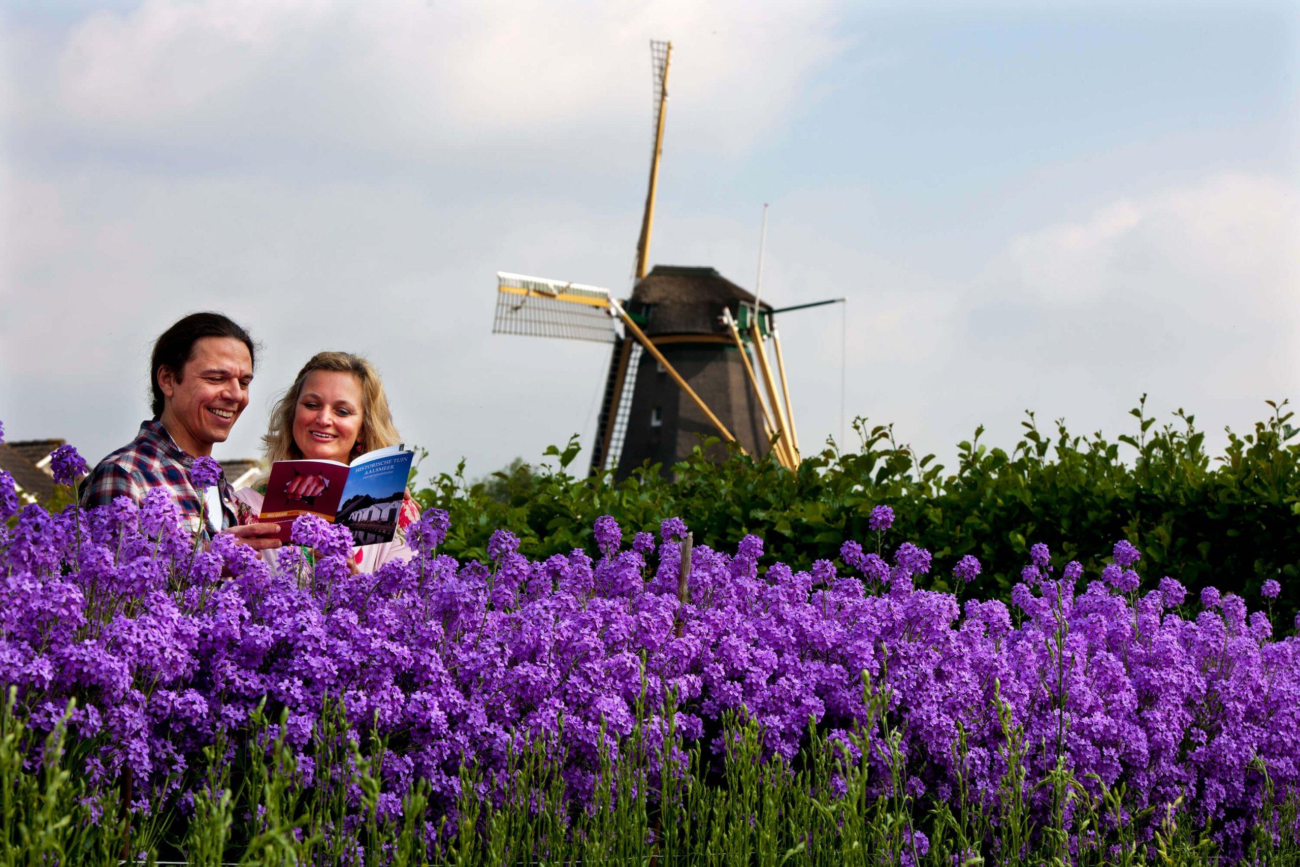 Amb8route Aalsmeer: lokale ambacht tijdens fiets- en wandelroute