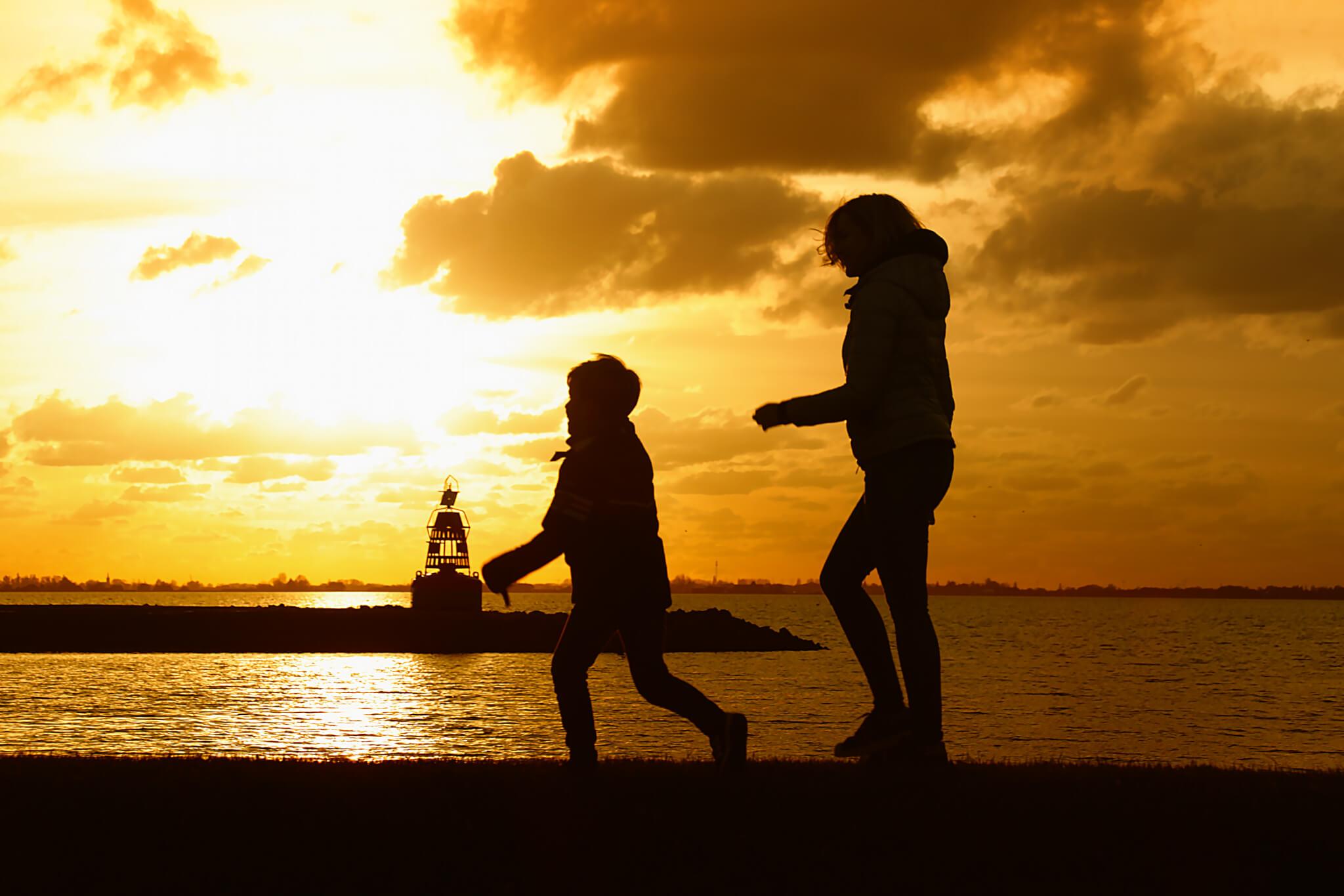 Winteractiviteiten met kinderren in Aalsmeer