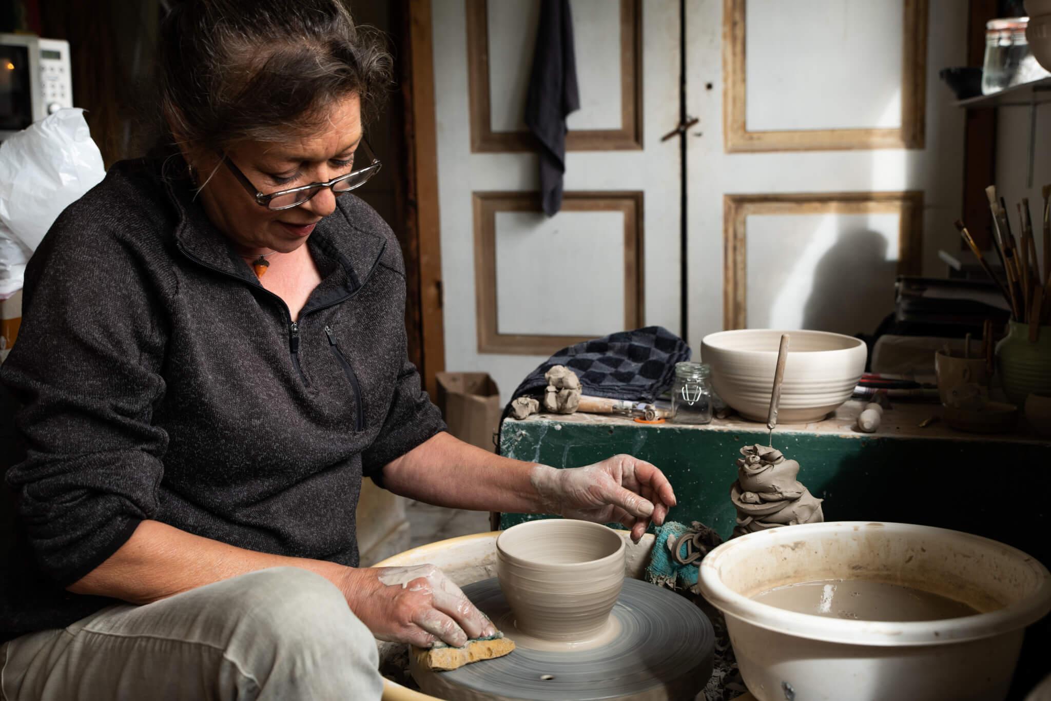 Art in Aalsmeer: 5x ateliers