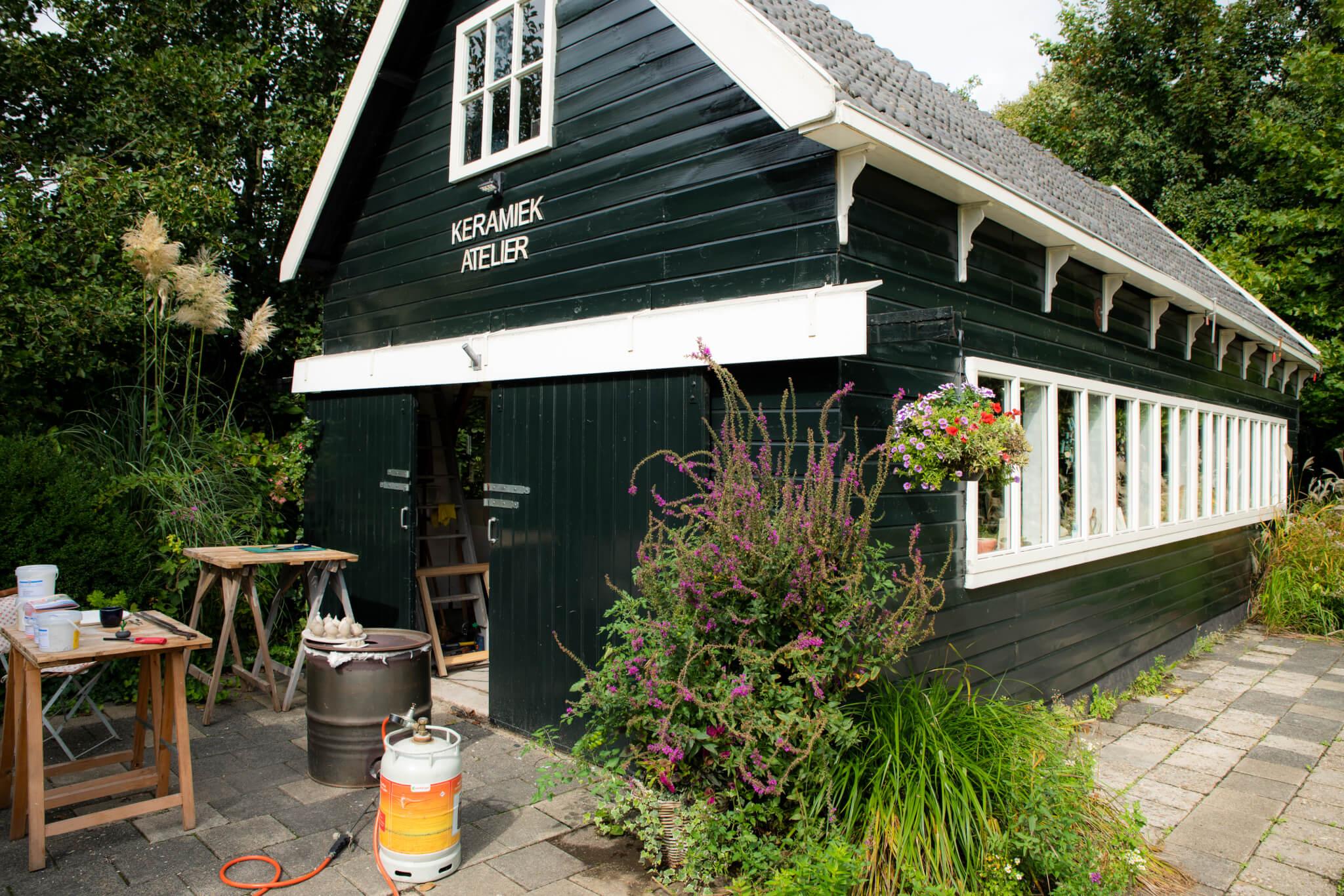 Kunst in Aalsmeer: 5x alteliers