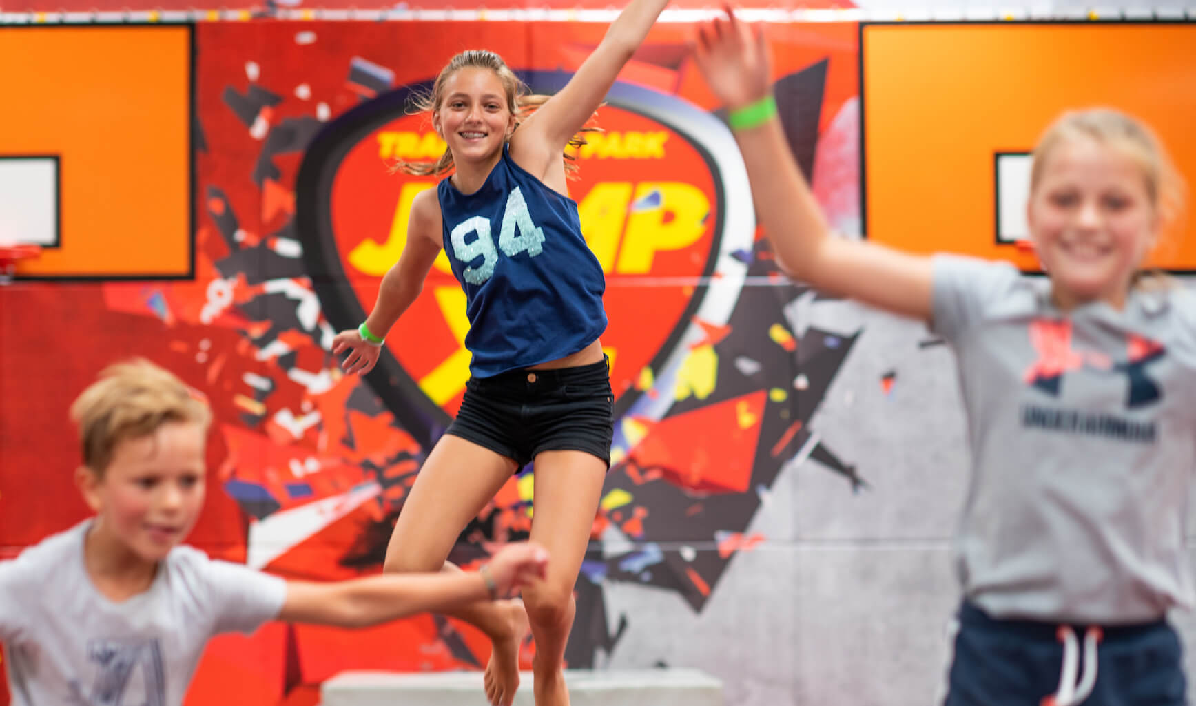 Jump XL in Aalsmeer
