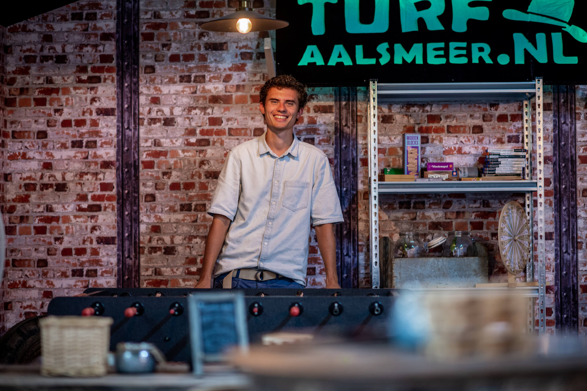 Real Life Gaming - Turf Aalsmeer