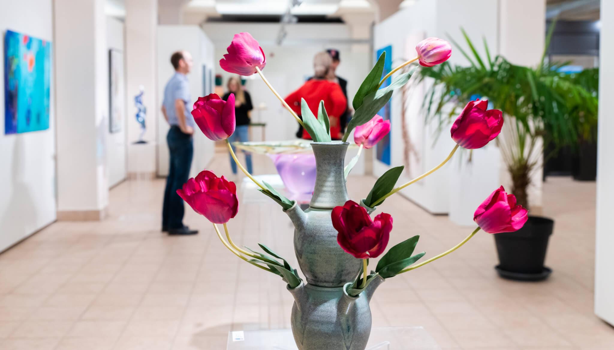 Bloemenmuseum in Aalsmeer: Flower Art Museum