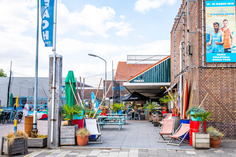 Restaurant The Beach in Aalsmeer