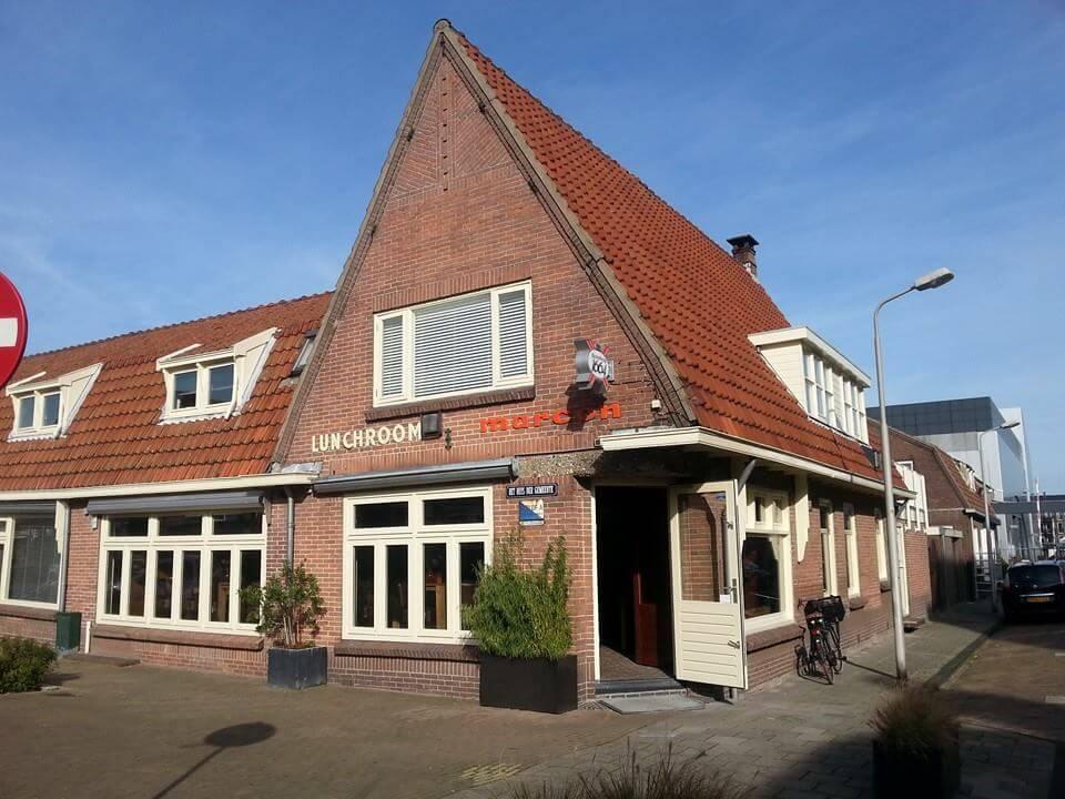 Café Lunchroom Vleghaar - Studio's Aalsmeer