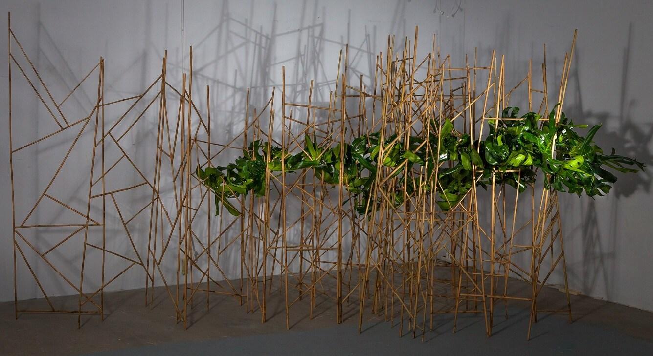 Winter exhibition in Flower Art Museum Aalsmeer