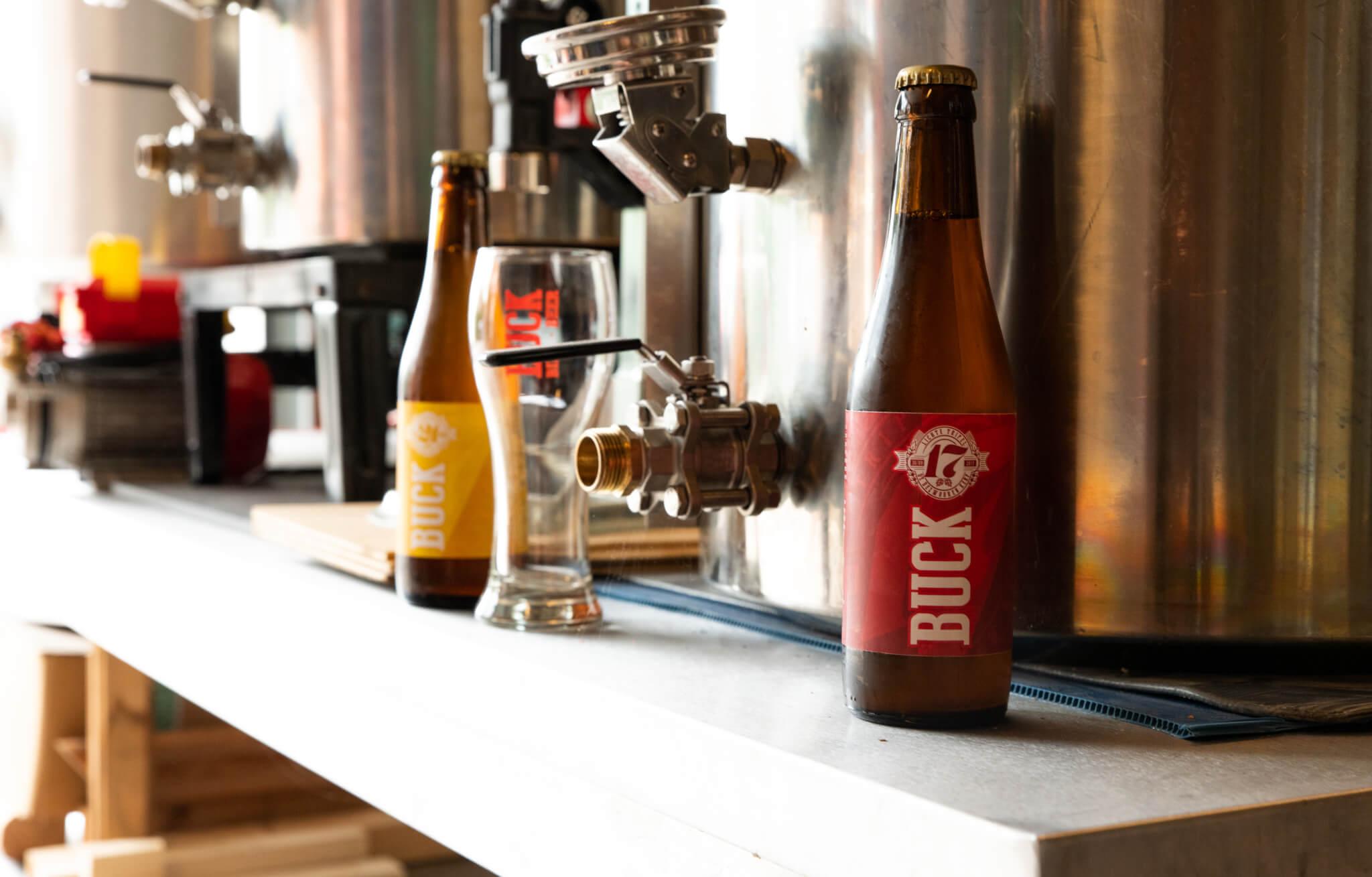 Streekproducten - BUCK bier