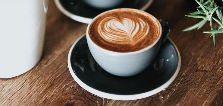 Koffie in Aalsmeer