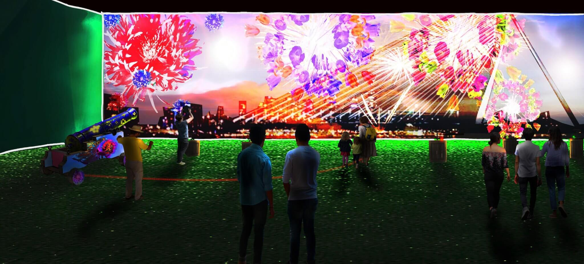FloriWorld Amsterdam: the first flower experience in the world in Aalsmeer