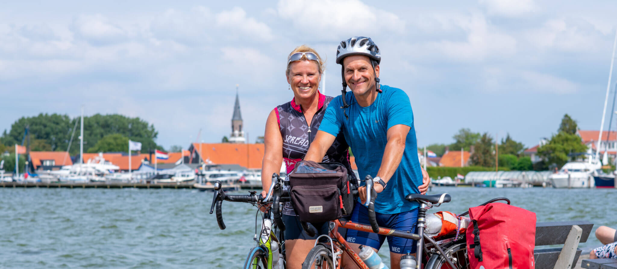Cycling and hiking routes in Aalsmeer