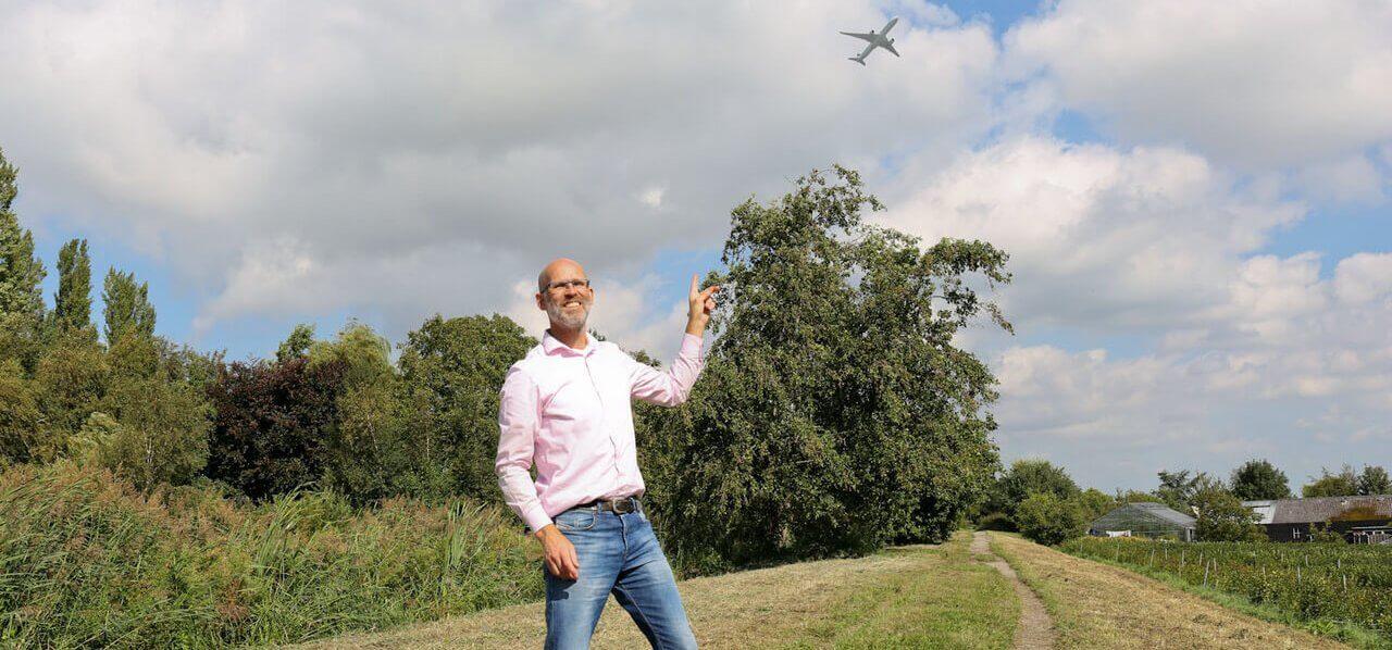 Arjen Vos reveals Aalsmeer's secrets!