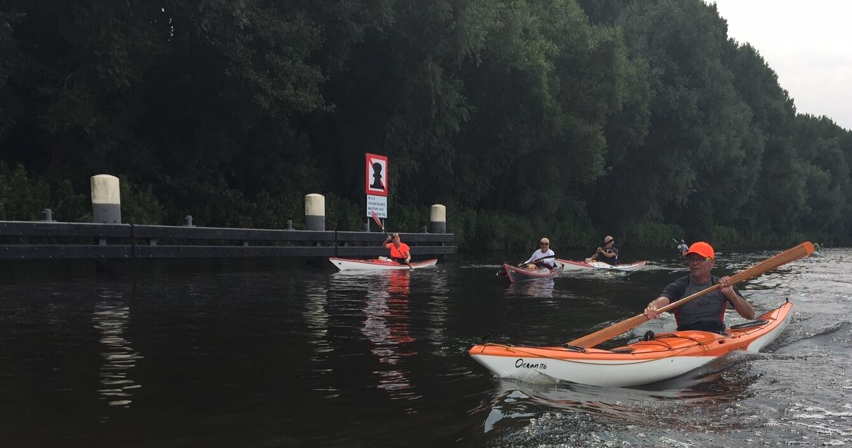 Kanoroute Aalsmeer