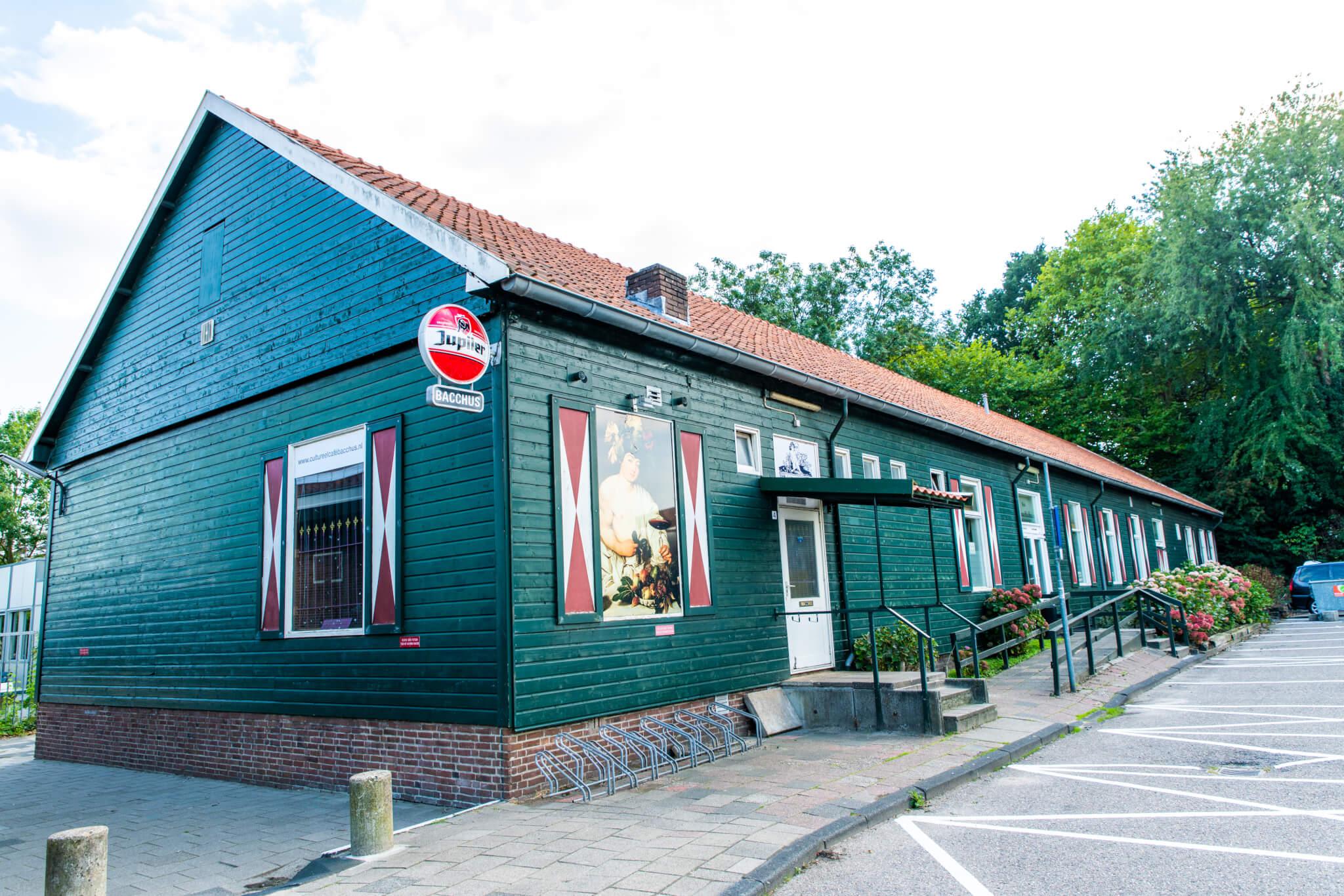 Cultural Cafe Bacchus Aalsmeer