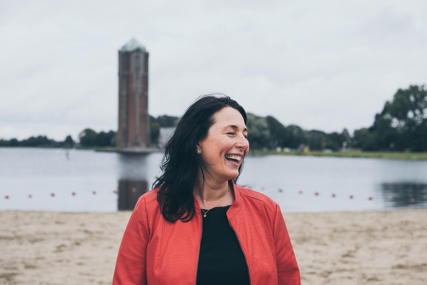 Anna-Maria is totally in love with Aalsmeer
